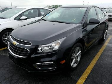 used 2015 chevrolet cruze 2lt sedan 4 door car for sale used car