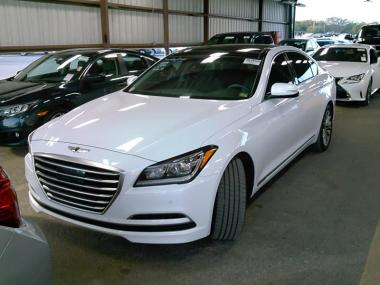 Awesome 2015 HYUNDAI GENESIS 3.8L SEDAN 4 Door