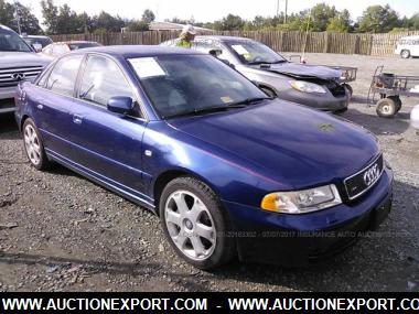 Used AUDI S QUATTRO D Car For Sale In Ghana - 2002 audi s4
