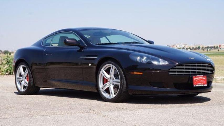 Used Aston Martin DB Car For Sale In Ghana AuctionExport - Aston martin db9 manual transmission