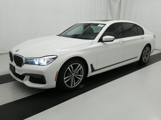 Export 2017 BMW 7 Series Car For Sale From USA To Ghana