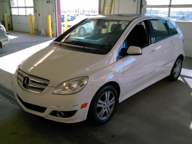 Used 2009 Mercedes Benz B Class B200 Car For Sale To Ghana