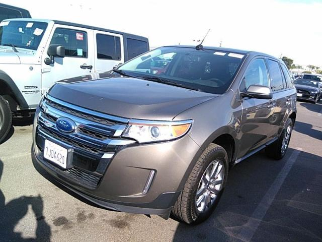 Used  Ford Edge Sel Car For Sale In Ghana